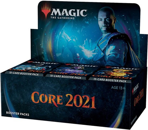 Core Set 2021 Booster Box