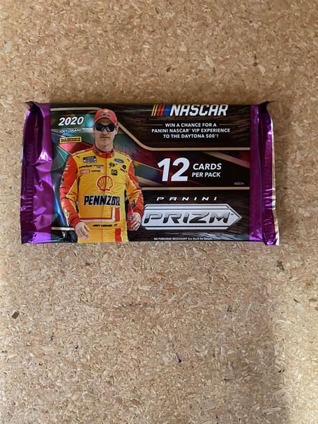 2020 Panini Prizm Racing Hobby Pack