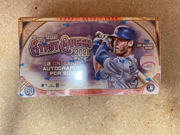 2021 Topps Gypsy Queen Baseball Hobby Box