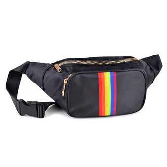 Rainbow Fanny Packs