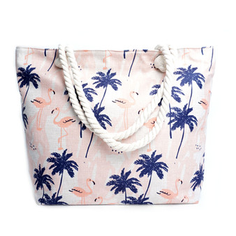 Palm Summer Tote Bags