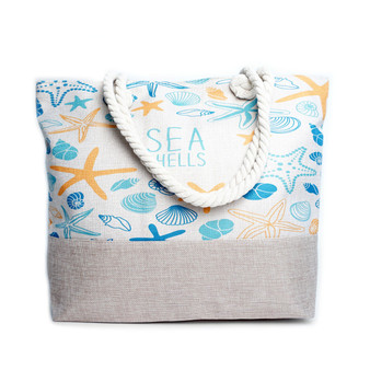 Sea Shells Ladies Tote Bag
