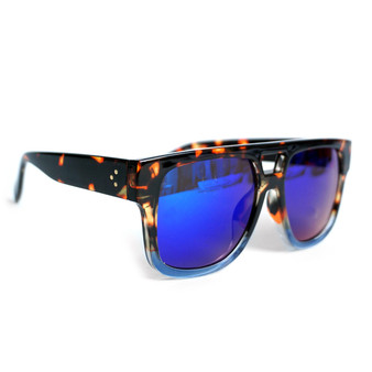 Fashion Mirrored Sunglasses for Women