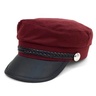 Women's Spring/Summer Canvas Baker Hat