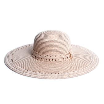 Spring/Summer Women's Wide Brim Floppy Hat