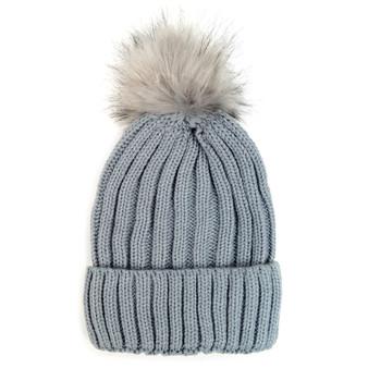 Ladies Knit Winter Hat