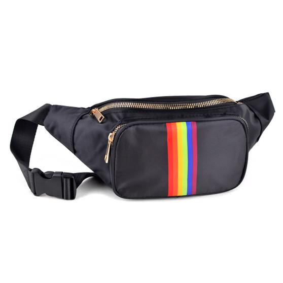 Rainbow Fanny Packs