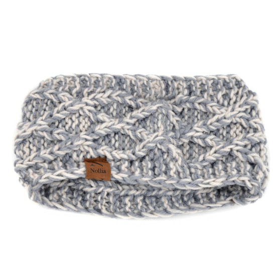 Women's Chunky Knit Winter Head Band