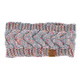 Women's Speckled Knit Winter Head Band