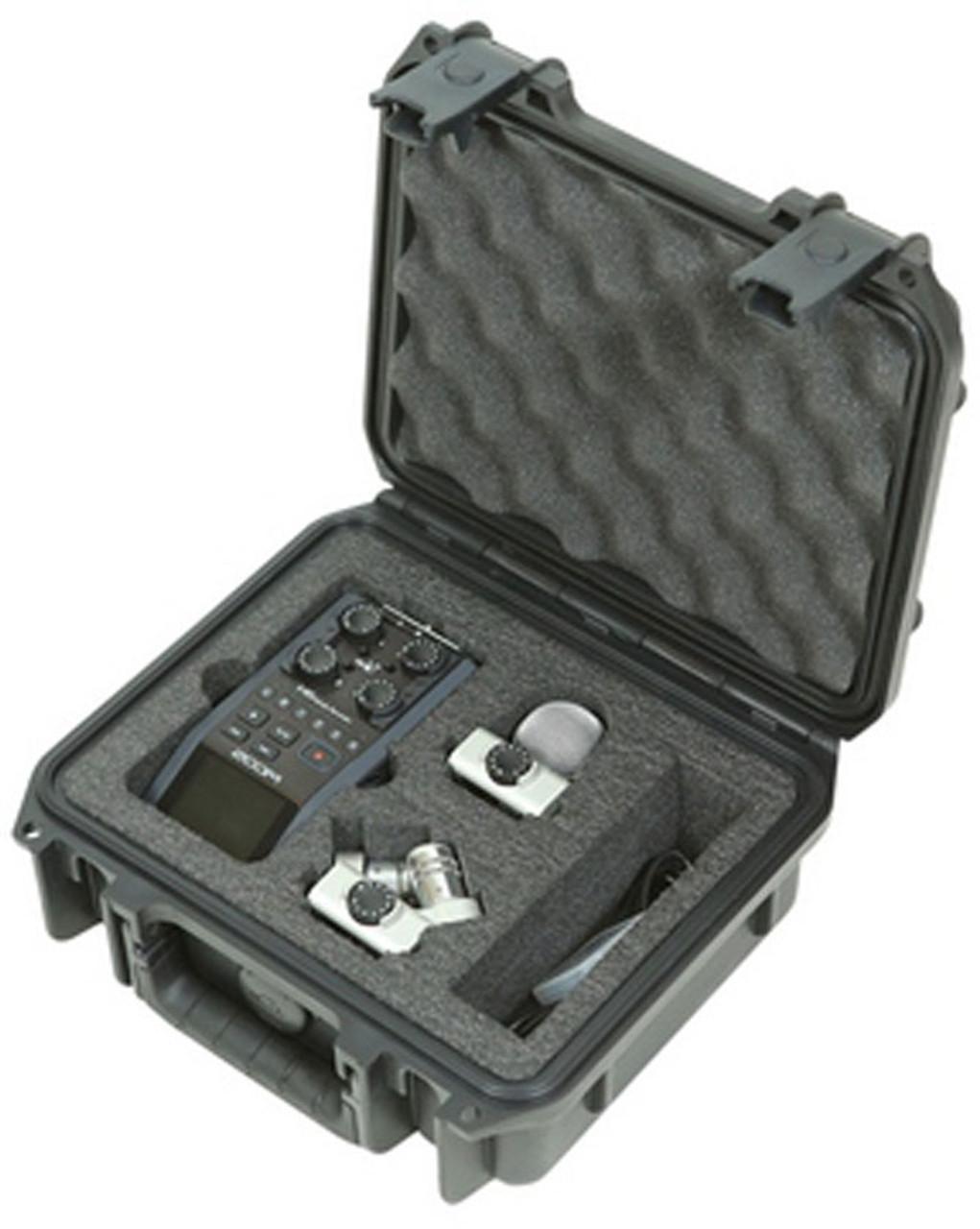 Skb 3i 0907 4 H6 Case For Zoom H6 Handy Recorder Proaudio Com