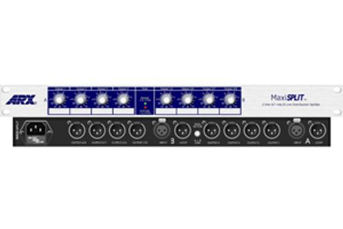 Audio Accessories - Audio Routing & Distribution - Splitters