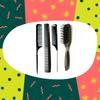 Comb Trio + Vent Brush