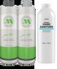 32oz Shampoo & Conditioner Set: 10% off & Free Hand Sanitizer