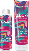 3oz Adorn Collagen Treatment: Buy 1 Get Free Leave-In