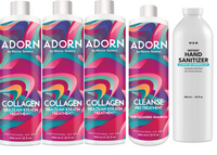 32oz Adorn Collagen Treatment: Buy 2 Get 1 Free Product