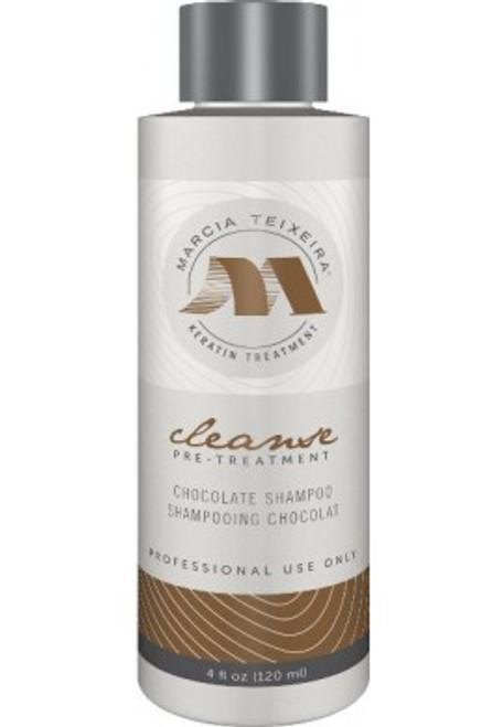 4oz Cleanse Pre-Treatment CHOCOLATE Shampoo