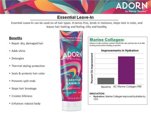 4oz Adorn Essential Leave-In