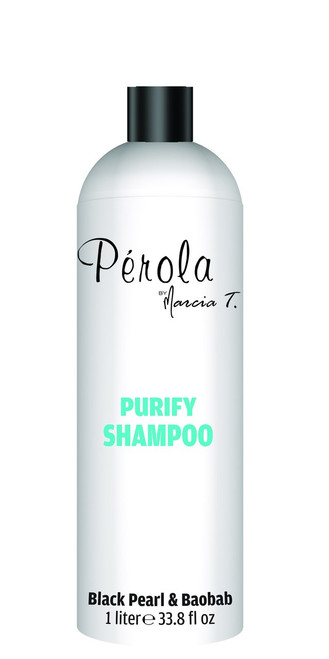 70% OFF: 33.8oz Perola Purify Shampoo – Dark Colors