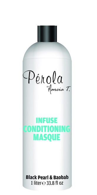 70% OFF: 33.8oz Perola Infuse Conditioning Masque – Dark Colors