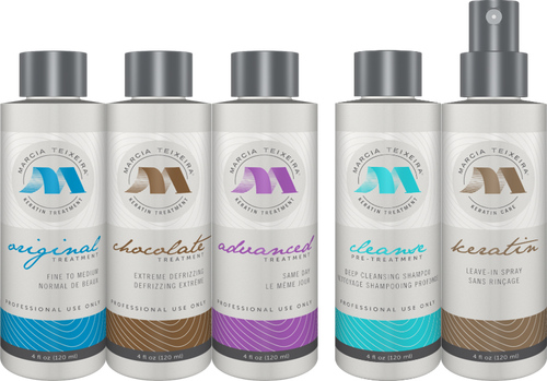 4oz Treatment: Buy 2 Get Free Cleanse Shampoo & Leave In Spray