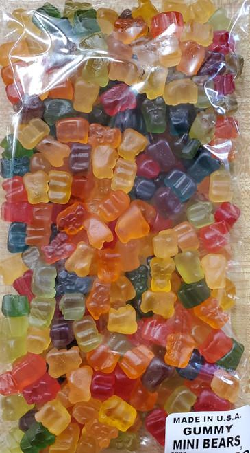 Mini Gummy Bears USA Made