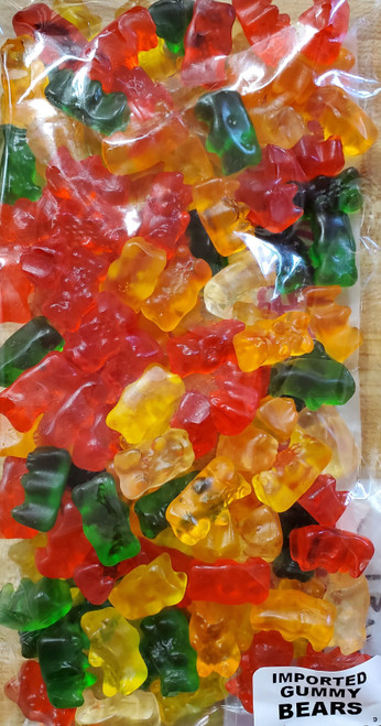 Imported Gummy Bears