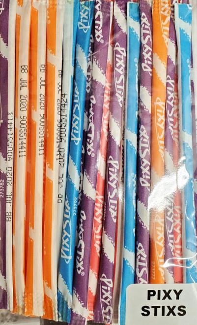 Pixy Sticks - Pixy Stixs