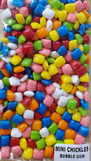 Mini Chiclets Bubble Gum