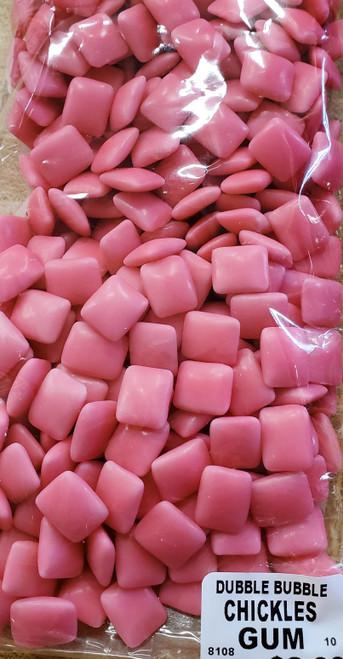 Dubble Bubble Chiclets Gum