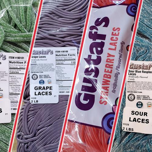 Gustaf's Laces (Multiple Flavors)