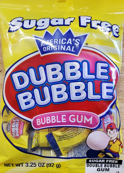 Dubble Bubble (Sugar Free)