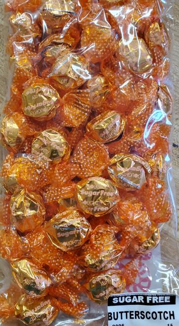Butterscotch Candy (Sugar Free)