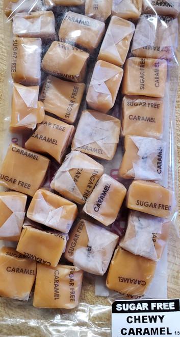 Chewy Caramel (Sugar Free)