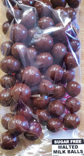 Malted Milk Balls (Sugar Free)