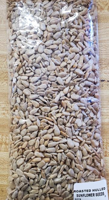 Roasted Hulled Sunflower Seeds