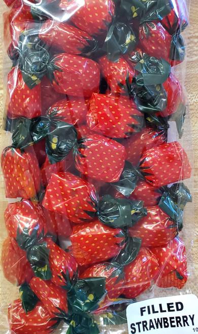 Filled Strawberry Bonbons