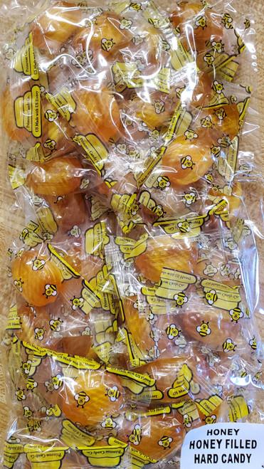 Honey Filled Hard Candy