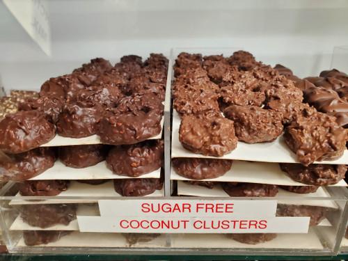 Coconut Clusters (Sugar Free)