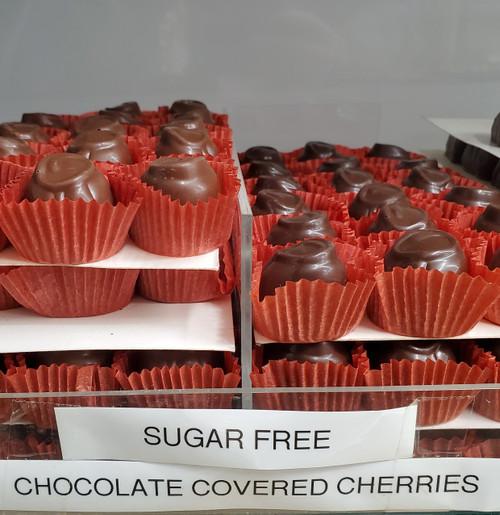 Chocolate Covered Cherries (Sugar Free)