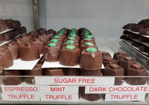 Truffles (Sugar Free)