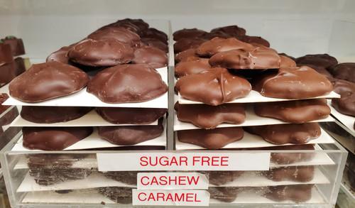 Cashew Caramel (Sugar Free)