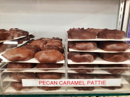 Pecan Caramel Patties