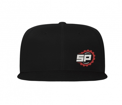Saenz Performance Small Logo Black Hat