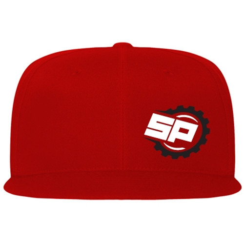 Saenz Performance Small Logo Red Hat