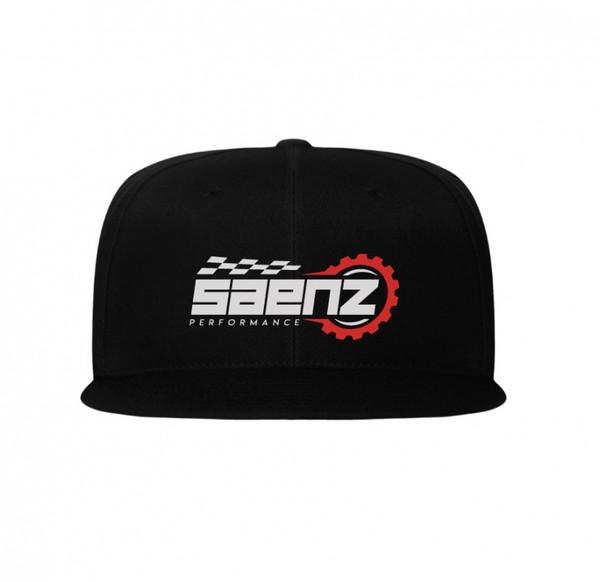 Saenz Big Logo Black Hat