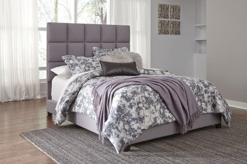 The Jerary Gray Queen Upholstered Bed Available At Gibson Mcdonald Serving Waycross Ga And Surrounding Areas