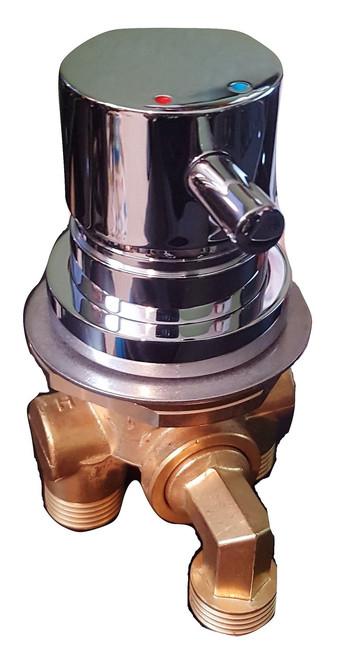 SEP UPC 3-Way Pedicure Spa Faucet