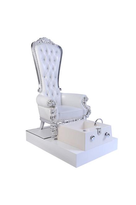 Elizabeth Pedicure Spa Throne