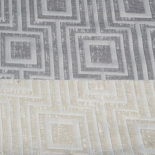 Velvet Squares Tablecloth without Border