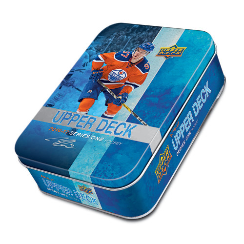 2016-17 Upper Deck Series 1 (Tins) Hockey
